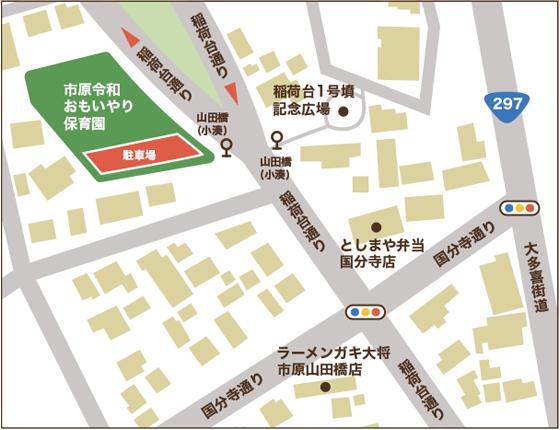保育園地図